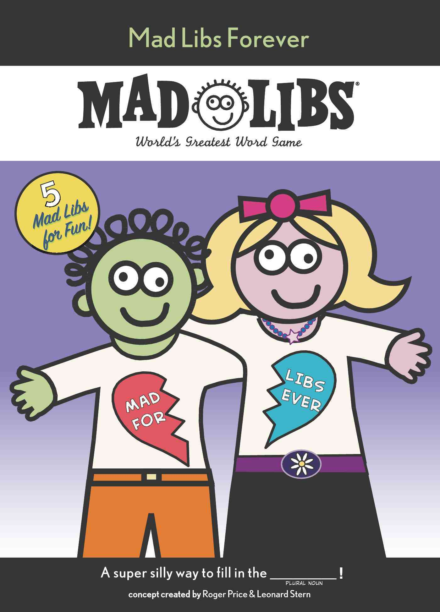 Mad Libs Forever By Price, Roger (CRT)/ Stern, Leonard (CRT)